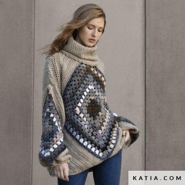 Katia Urban 102 - Model 6